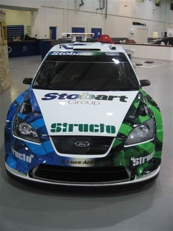 WRC-Monte-Carlo (J-3) : Voici la Focus de Duval!
