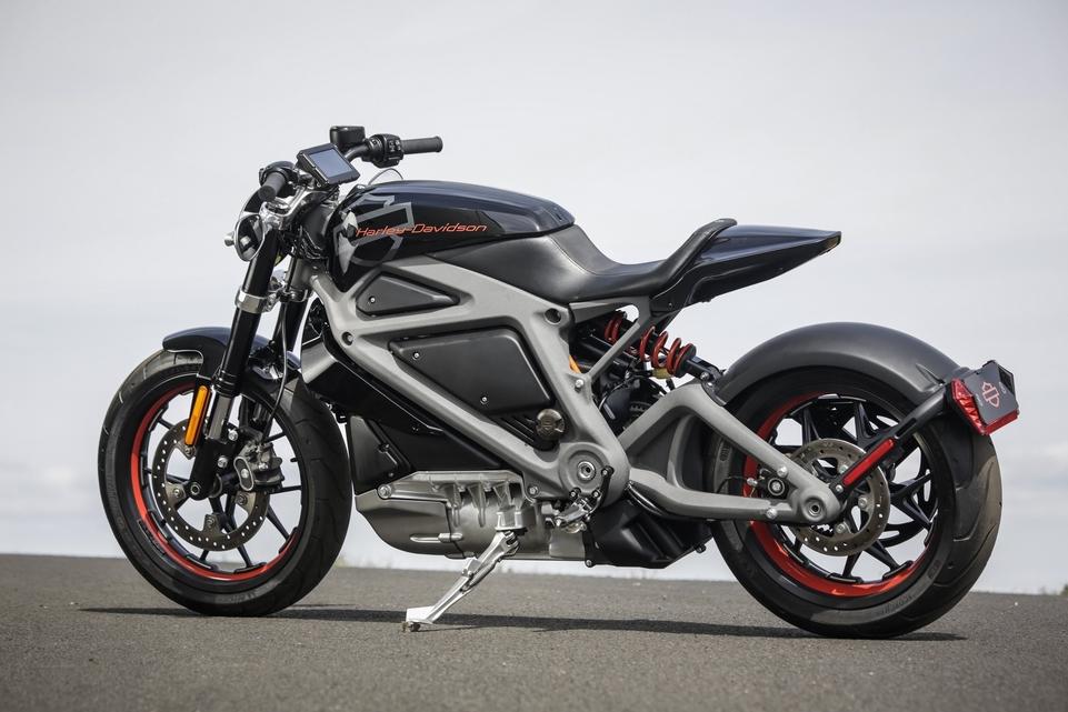Essai Harley-Davidson LiveWire : on casse les codes !