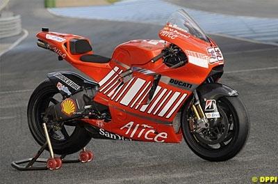Moto GP - Limitation moteur: Ducati monte dans les tours