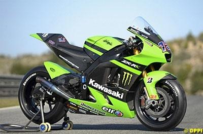 """Moto GP - Kawasaki et la limitation moteur: """"ça n'a pas de sens"""""""