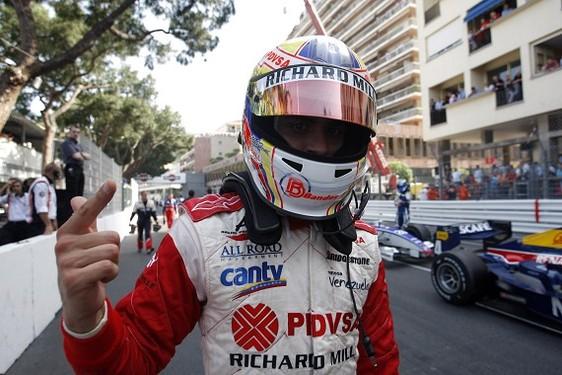 GP2 Monaco Course 2 : Maldonado et Monaco, l'histoire sans fin