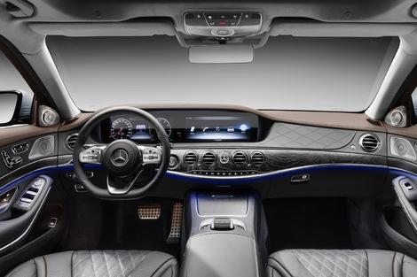 Mercedes joue la carte du raffinement avec une inspiration british.