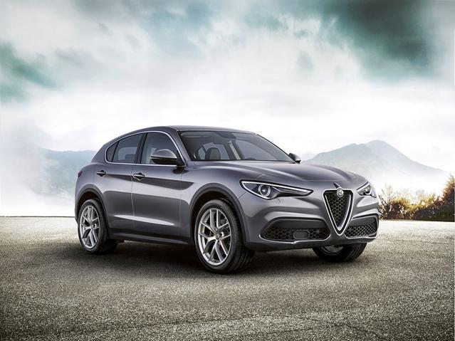 Alfa Romeo Stelvio: ouverture des commandes avec la First Edition