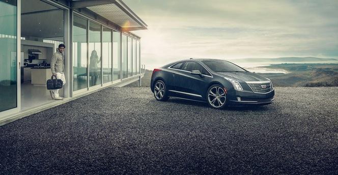 Cadillac lance enfin la nouvelle ELR