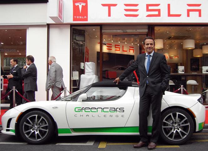 Erik Comas achète 5 Tesla : une compensation carbone pour ses Alpine ?