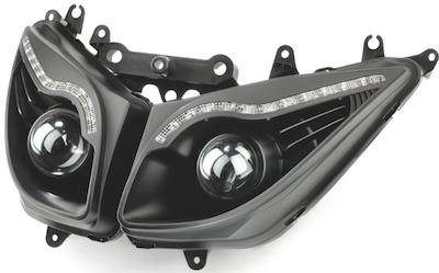 BKR fait les yeux doux à votre Yamaha T-Max.