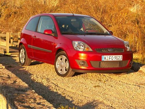 Essai - Ford Fiesta 2006 : la fête est à l'intérieur