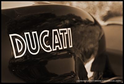 Essai Ducati 1000 Sport Sportclassic : that 7O's show!