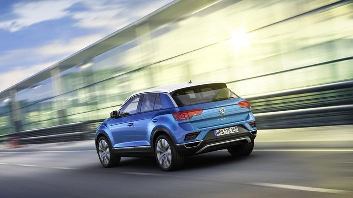 Volkswagen T-Roc : la vidéo live et les premières photos et infos officielles
