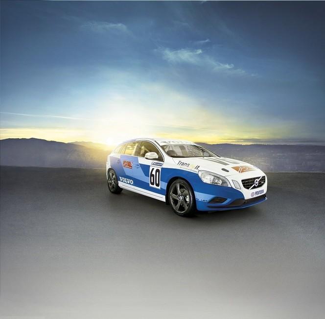 Salon de Sao Paolo - Volvo V60 Racing