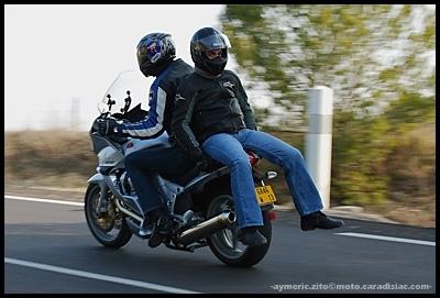 Essai Moto Guzzi 1200 Norge : chi va piano va sano...