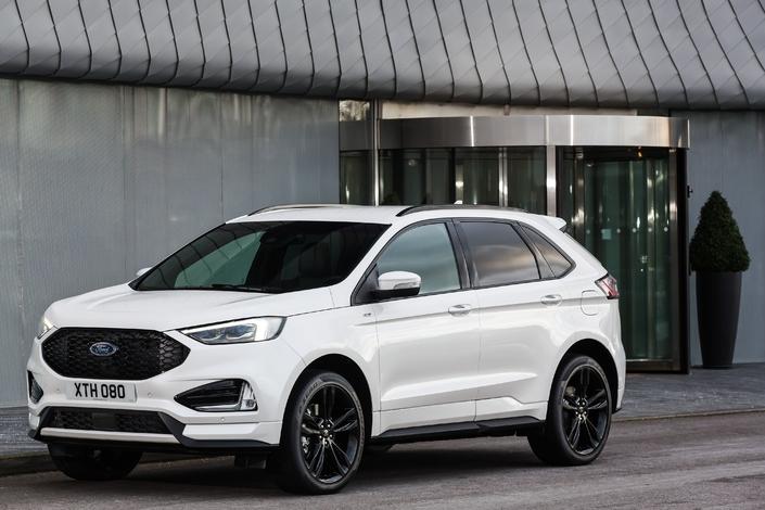 Ford Edge restylé: prix à partir de 53500€