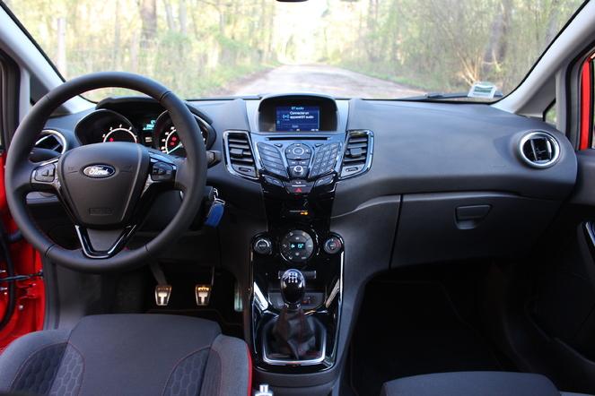 Essai - Ford Fiesta Red Edition : un bon coup de rouge