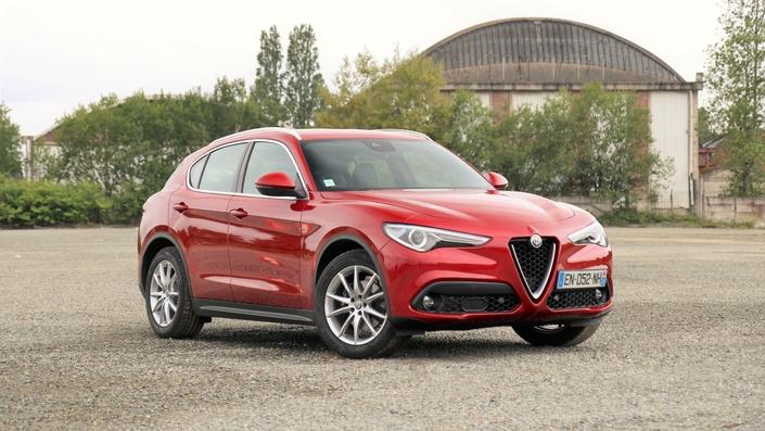 Essai - Alfa Romeo Stelvio 2.2 180 : le latin lover