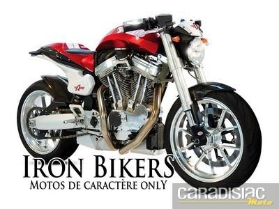 2ème Iron Bikers à Montlhéry le 17 juin: la gamme Avinton à l'essai...
