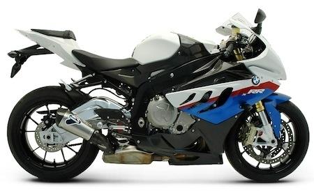 Termignoni s'occupe de la BMW S1000 RR