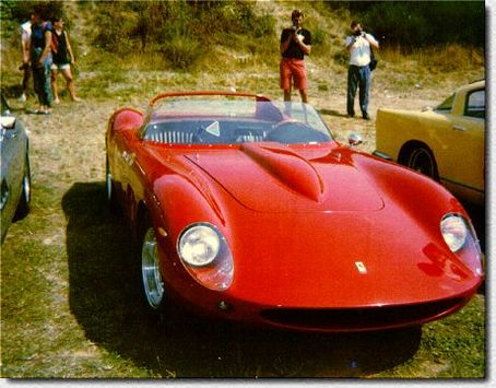 Pininfarina Golden Ferrari : en période de crise, l'or est une valeur refuge
