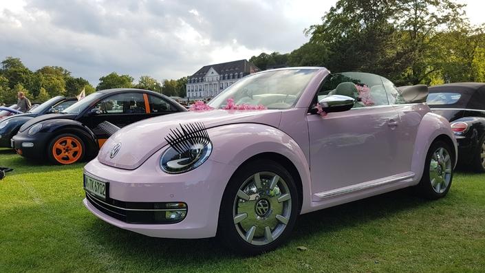 coccinelle volkswagen beetle