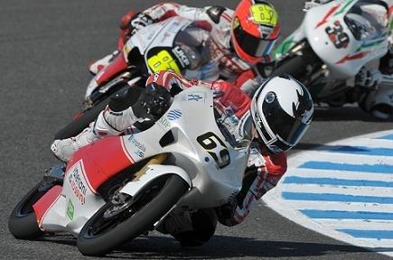Louis Rossi après son GP de Jerez, au Mans, il faudra essayer de marquer
