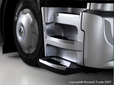 Salon du transport routier européen d'Amsterdam : tout savoir sur l'Hybrys de Renault Trucks