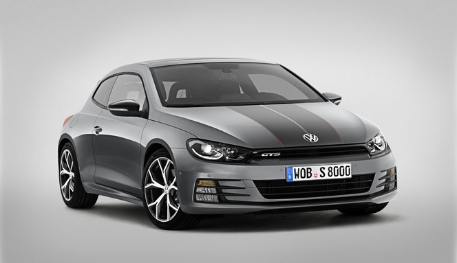 Salon de Shanghai 2015 : VW relance le Scirocco GTS