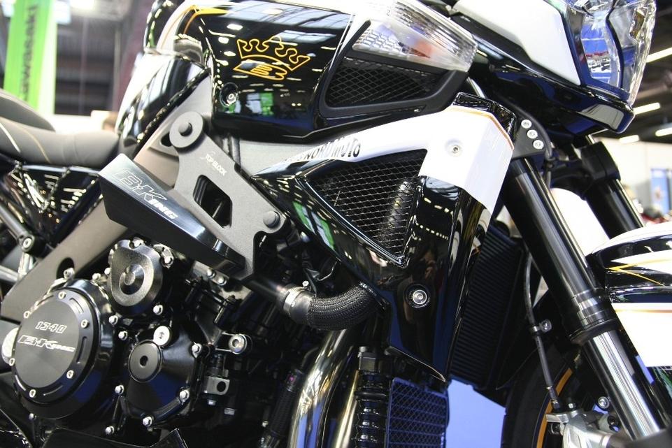 PTRS 2008 en direct : Suzuki B-King de Paris Nord Moto