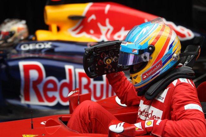 F1 GP d'Inde : Vettel intouchable, Alonso limite la casse