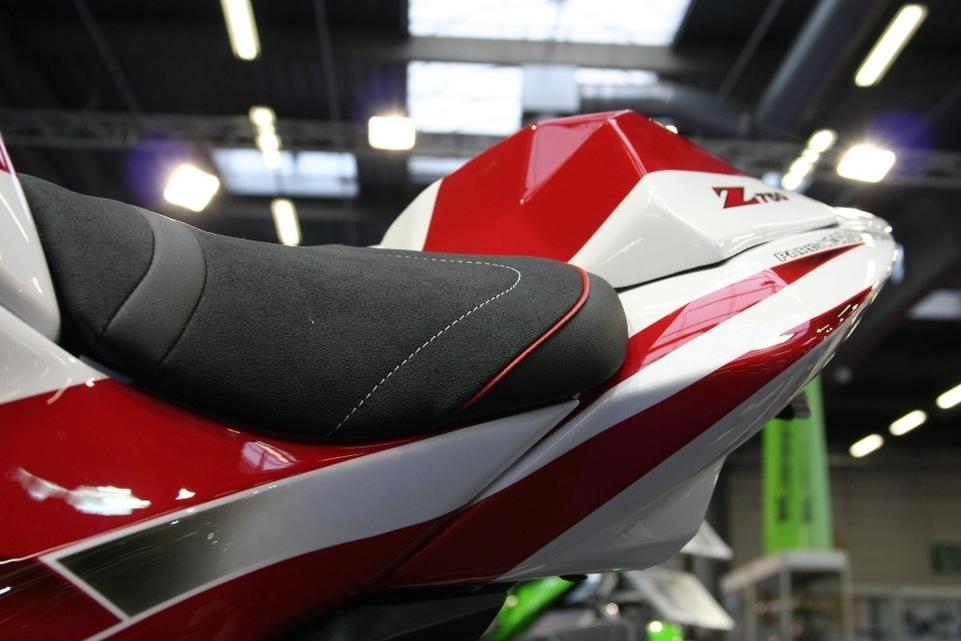 PTRS 2008 en direct : Kawazaki Z750 de Paris Nord Moto