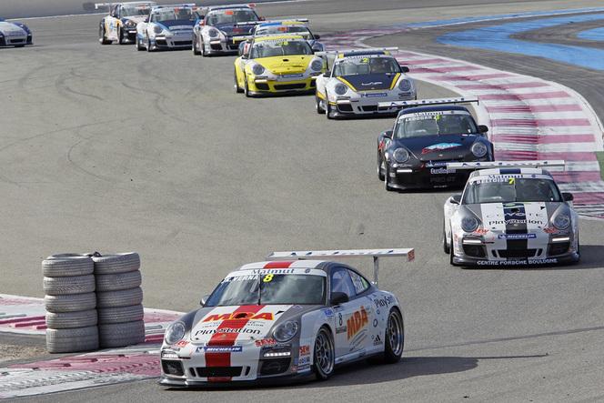 Le Sébastien Loeb Racing en forme pour la finale du GT Tour