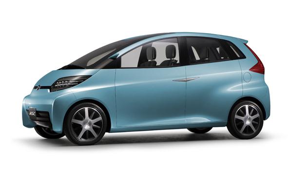 Daihatsu : le concept-car Heart & Smile Mover, une petite citadine qui voit grand