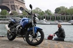 Essai Kymco Quannon Naked 125 cm3 : Le roadster par excellence
