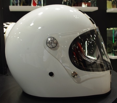 Salon de Milan en direct: Premier Helmets entre vintage et carbone