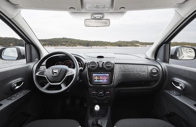 Dacia lance les Dokker et Lodgy restylés