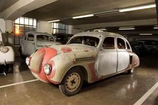 Rétromobile 2014 : Skoda présentera son atelier restauration