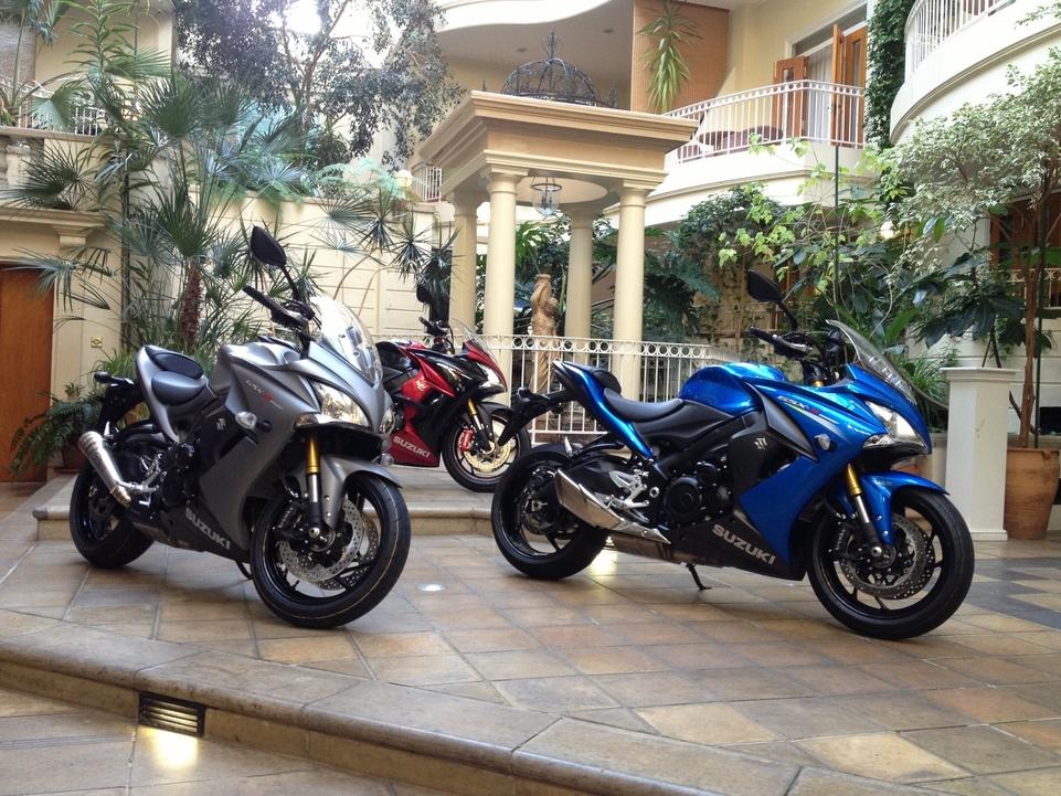Essai Suzuki GSX-S1000F : juste ce qu'il faut