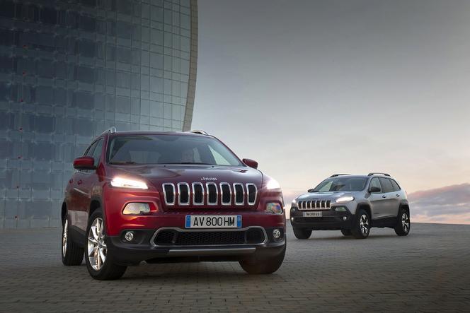 Genève 2014 : le Jeep Cherokee arrive en version diesel