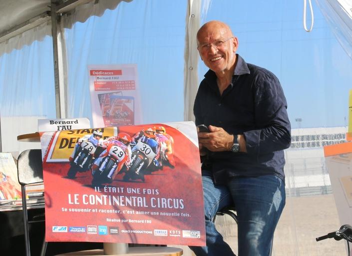 """Film """"Zarco et le Continental"""": l'interview de Bernard Fau."""