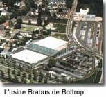 Mercedes Brabus : un monstre est né