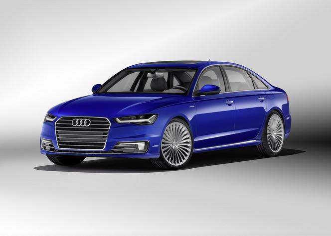 Audi A6 L e-tron : exclusivement pour la Chine