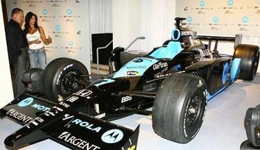 Indy: La voiture de Danica est déjà là