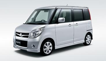 Salon de Tokyo : Suzuki présentera la Palette, une voiture-kei commercialisée en 2008