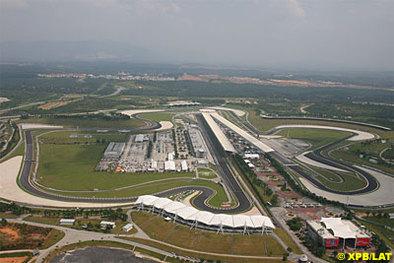 Formule 1: La Malaisie veut son Grand Prix la nuit
