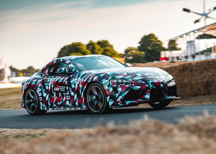 Toyota: la nouvelle Supra sera dévoilée en janvier2019