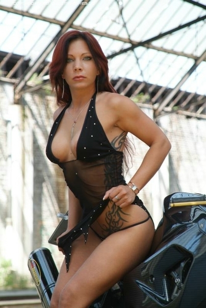 Moto & Sexy : Le soir venu (GSX-R)