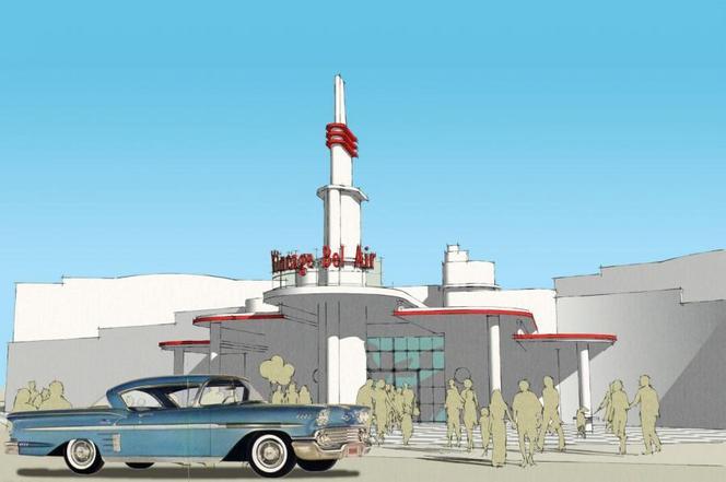 Un parc de loisirs de l'automobile ancienne va ouvrir en 2017