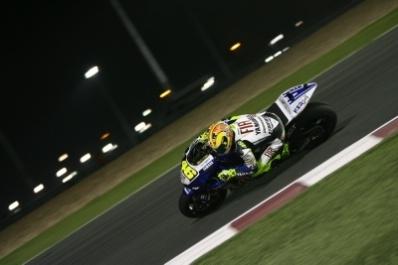 """Moto GP - Test nocturne Qatar: """"C'est comme dans un jeu vidéo"""""""