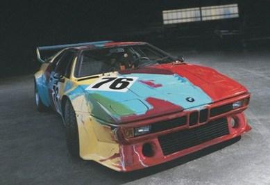 BMW Art Car Tour : quand l'art rencontre...l'art