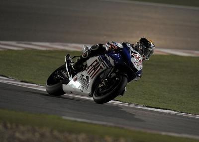 "Moto GP - Test nocturne Qatar Lorenzo: ""On se sent tout seul !"""