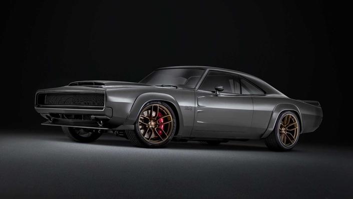 Sema Show 2018 : Dodge ressuscite le moteur Hemi