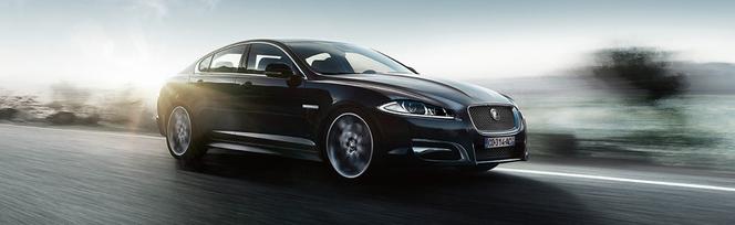 Jaguar  lance 3 séries limitées de la XF